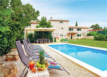 Villa Emi in Croatia