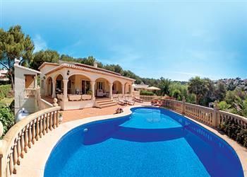 Villa Emilia in Spain