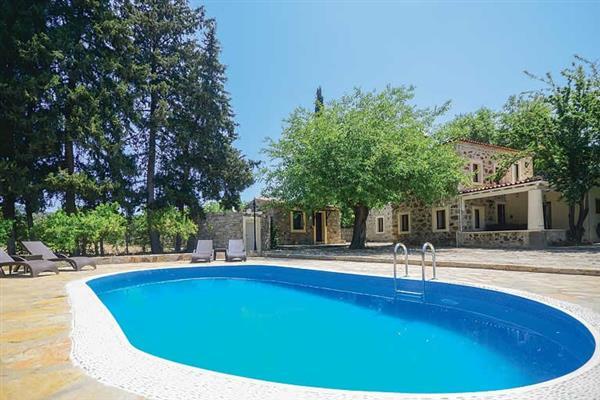 Villa Emma in Turkey
