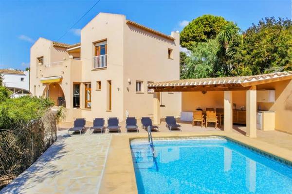 Villa Emma in Spain