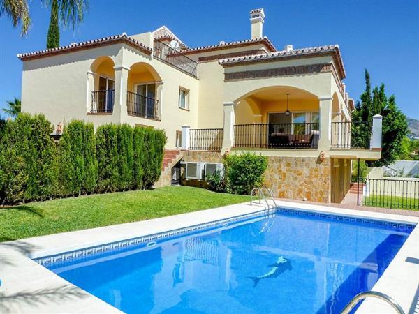 Villa Eneldo in Málaga
