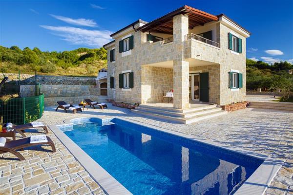 Villa Epetium, Dalmatia, Croatia