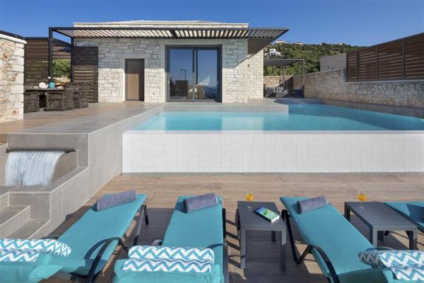 Villa Epsilon in Crete