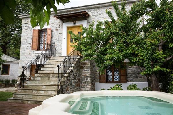Villa Eris in Thessalia