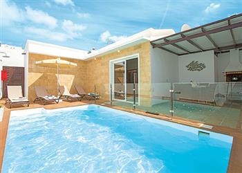 Villa Eris in Lanzarote