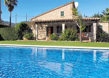 Villa Es Garrovers in Mallorca