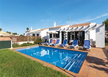 Villa Es Romani in Menorca