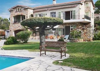 Villa Escapade in Côte-d'Azur