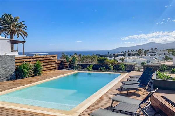 Villa Estellar in Lanzarote