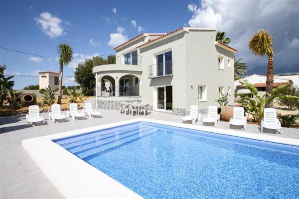 Villa Ester in Alicante