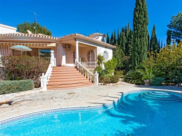 Villa Estornell in Alicante