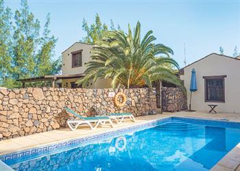 Villa Estrelicia in Fuerteventura