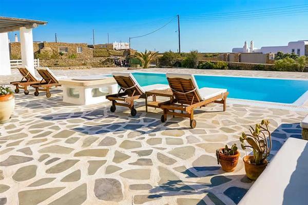Villa Estrella in Mykonos