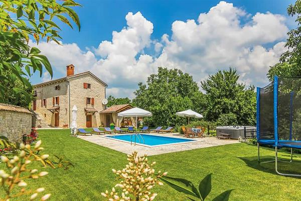 Villa Etore in Croatia