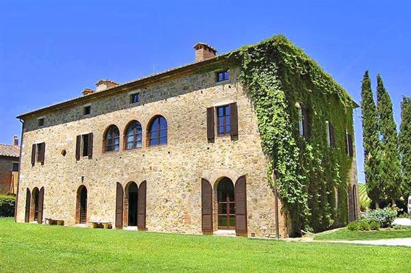Villa Ettora in Provincia di Siena