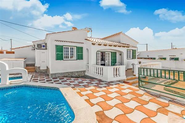 Villa Eugenia in Menorca