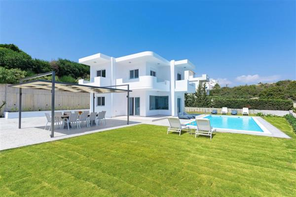 Villa Eunike in Southern Aegean