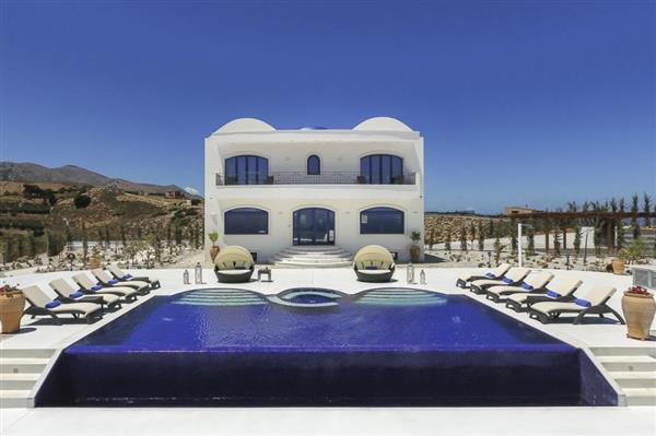 Villa Europa in Crete