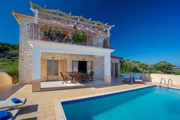 Villa Evanthia from James Villas