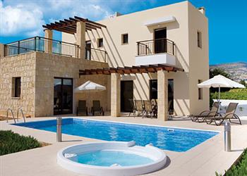 Villa Evanthia, Coral Bay, Cyprus With Swimming Pool