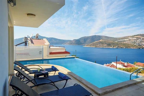 Villa Everes in Turkey