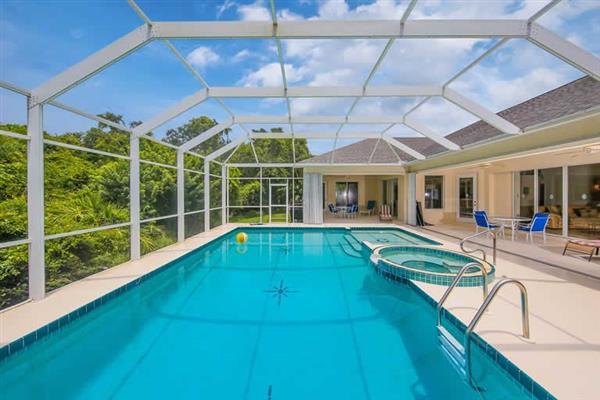 Villa Everglades, Englewood, Gulf Coast - Florida With Swimming Pool