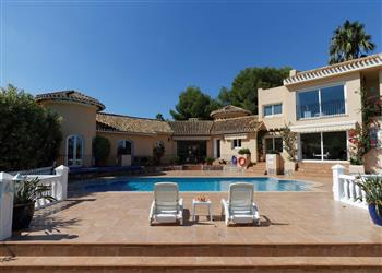 Villa Fairway in Spain