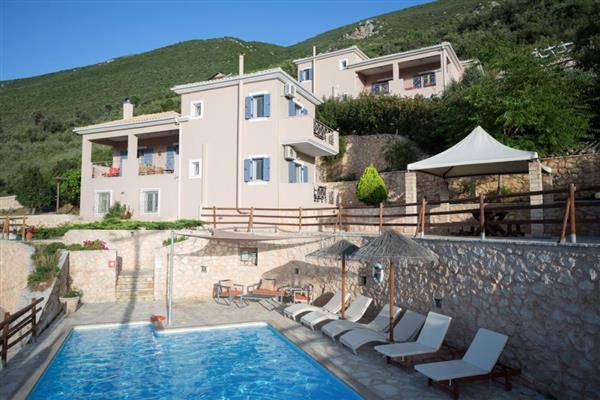 Villa Fankri in Ionian Islands