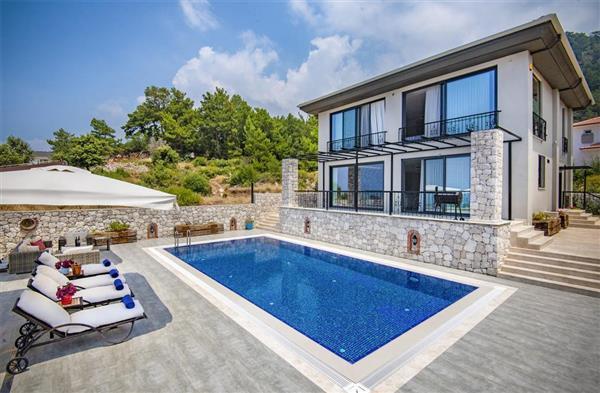 Villa Faralya in Fethiye