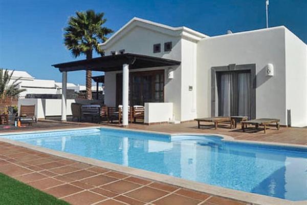 Villa Faroles in Lanzarote