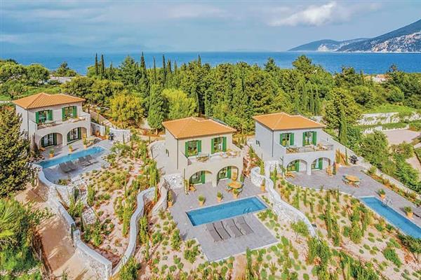 Villa Faros in Kefalonia