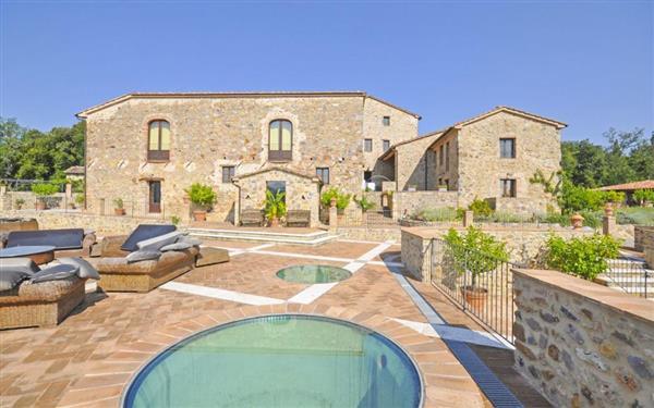 Villa Fassio in Provincia di Siena