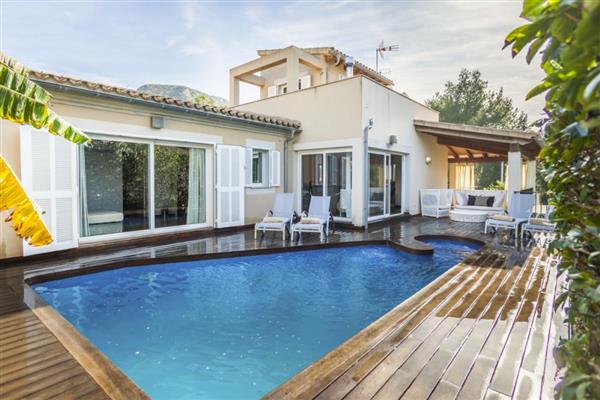 Villa Febe in Illes Balears