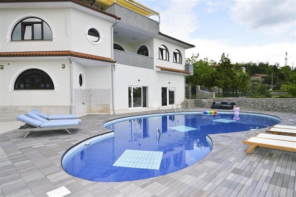 Villa Fede in Matulji