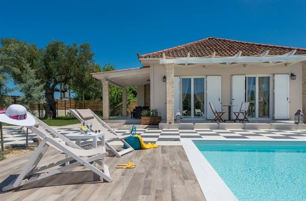 Villa Fedora in Ionian Islands