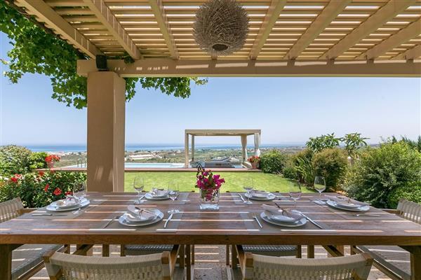 Villa Felicita, Greece