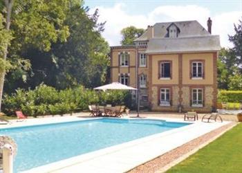 Villa Felix, Fleury-sur-Andelle, Eure - France