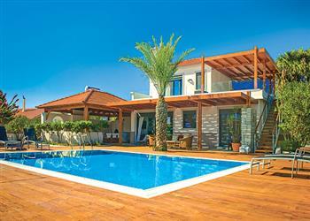 Villa Fenia in Rhodes