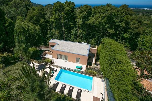Villa Fernanda in Portugal