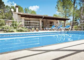 Villa Ferragut Crestaix in Mallorca