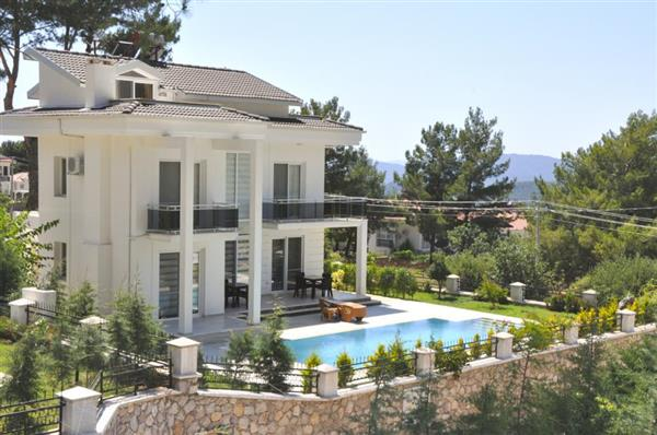 Villa Fethi Bey in Fethiye