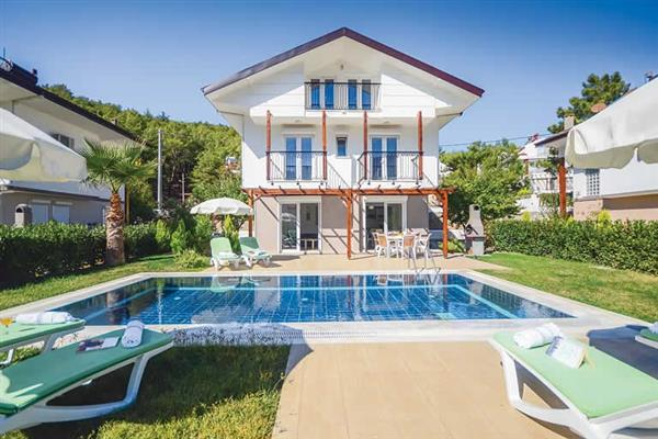 Villa Fidan in Turkey