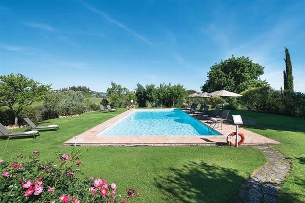 Villa Fienile in Italy