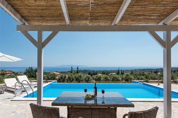Villa Fig Tree Cottage in Kefalonia