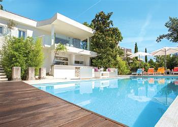 Villa Filip in Croatia