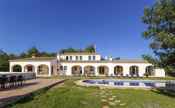 Villa Filomena from Oliver's Travels