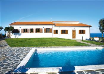Villa Finagliosu in Sardinia