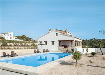 Villa Finca Argudo in Spain