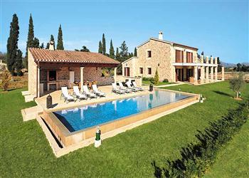 Villa Finca Ca'n Fiol in Mallorca