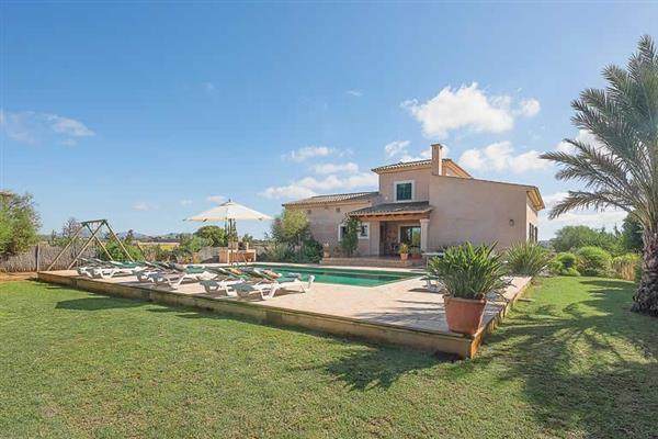 Villa Fincamaria in Mallorca